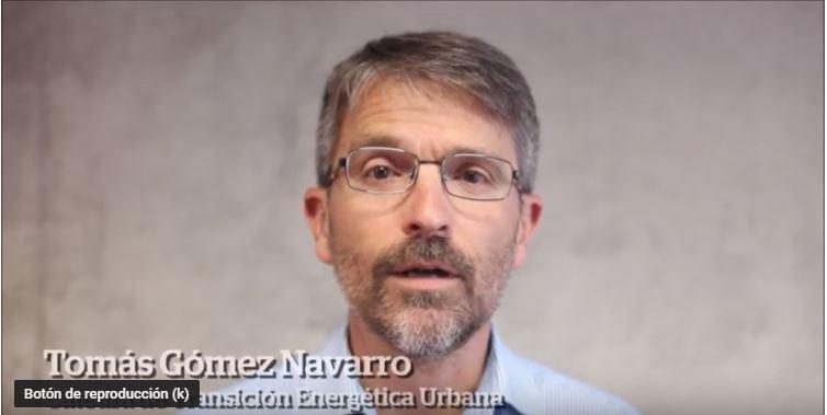 Entrevista al director de la Catenerg. V Foro de Energía y Sostenibilidad