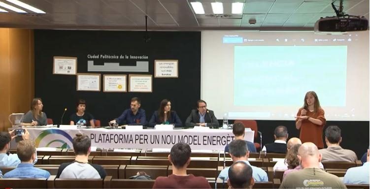Resumen del V Foro de Energía y Sostenibilidad. Valencia