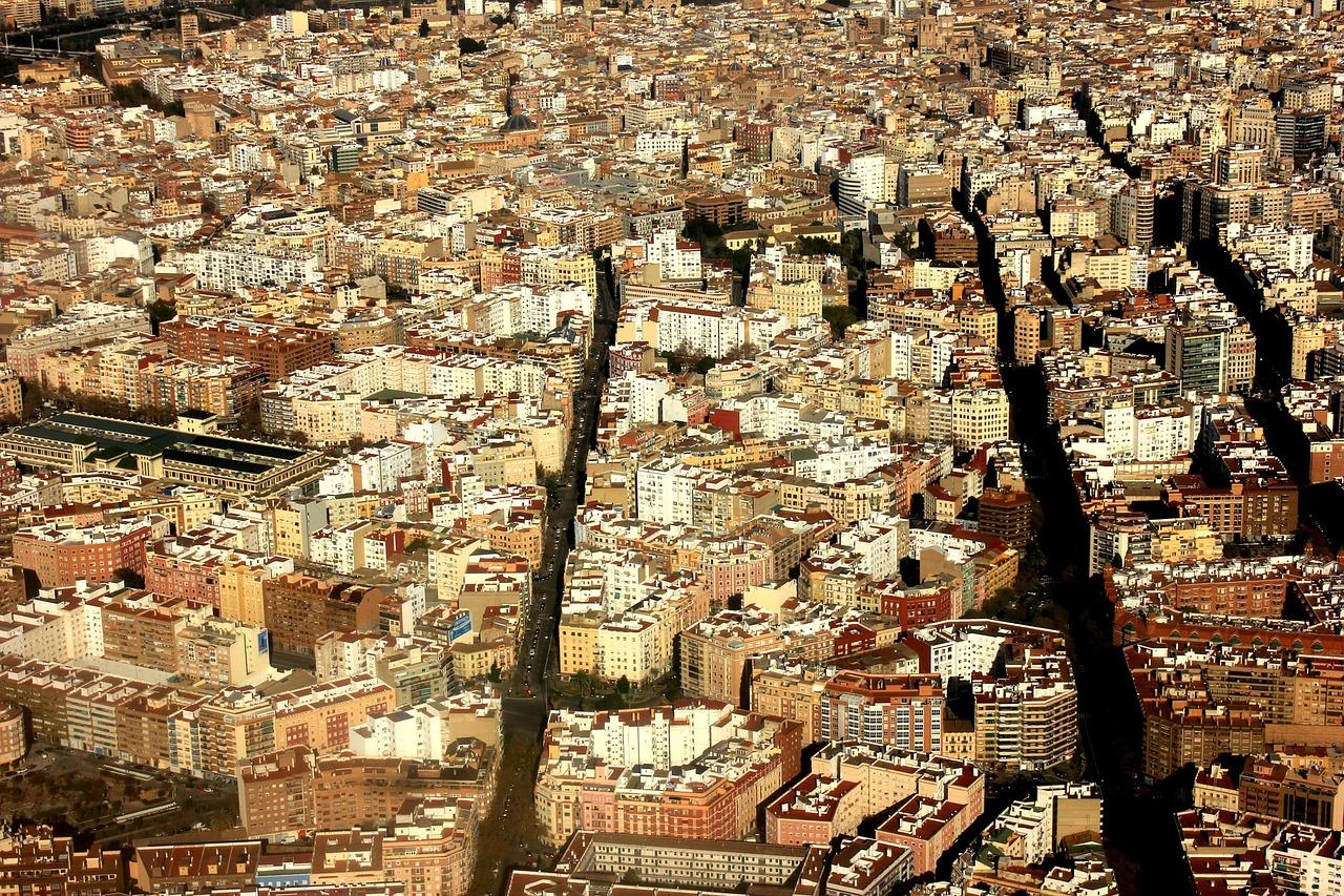 Cap al primer Districte d'Energia Positiva de València