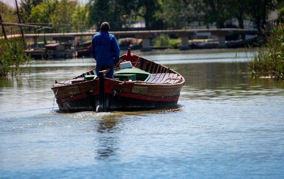 Proyecto de electrificación de la flota de barcas de la Albufera