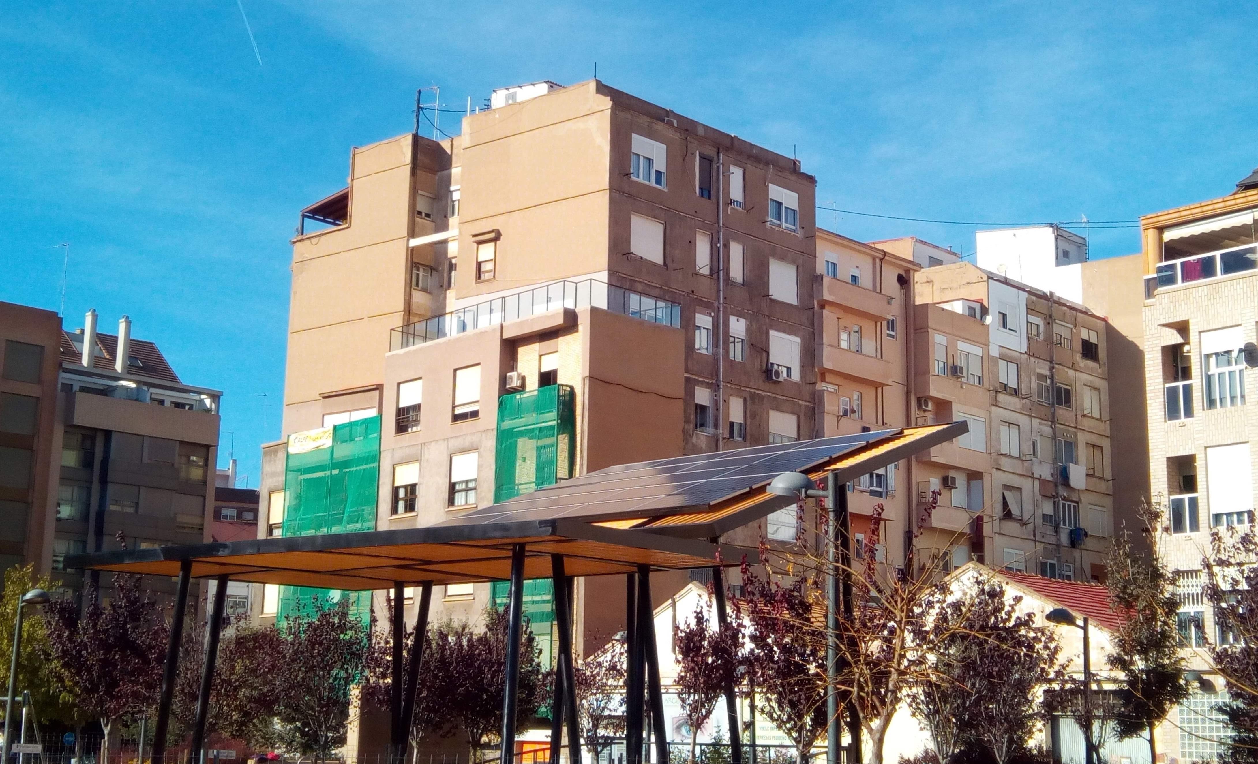 Nou projecte: El potencial fotovoltaic de València a la llum del nou decret de autoconsum