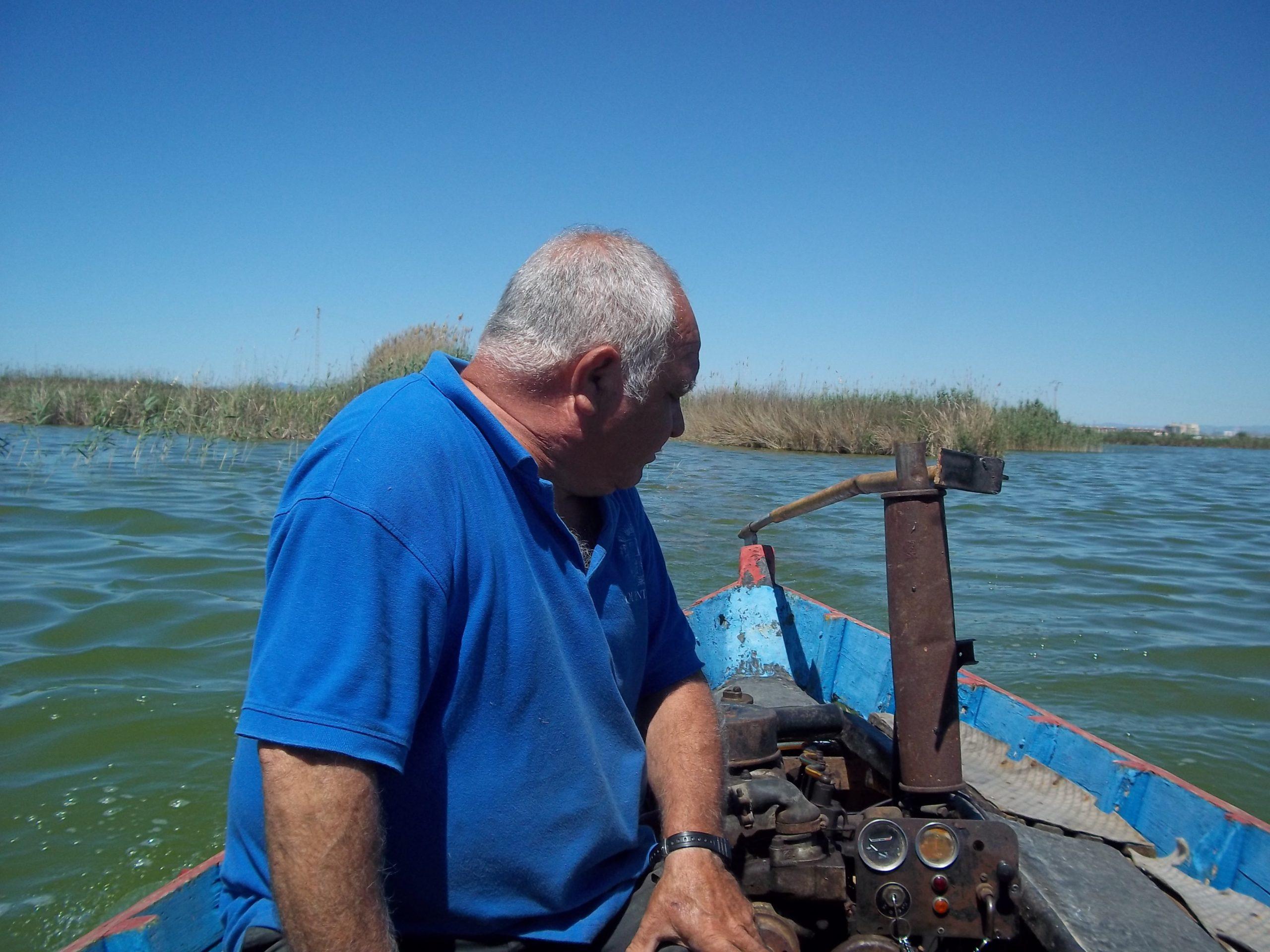 Proyecto de electrificación de barcas para sustituir combustibles fósiles en l'Albufera