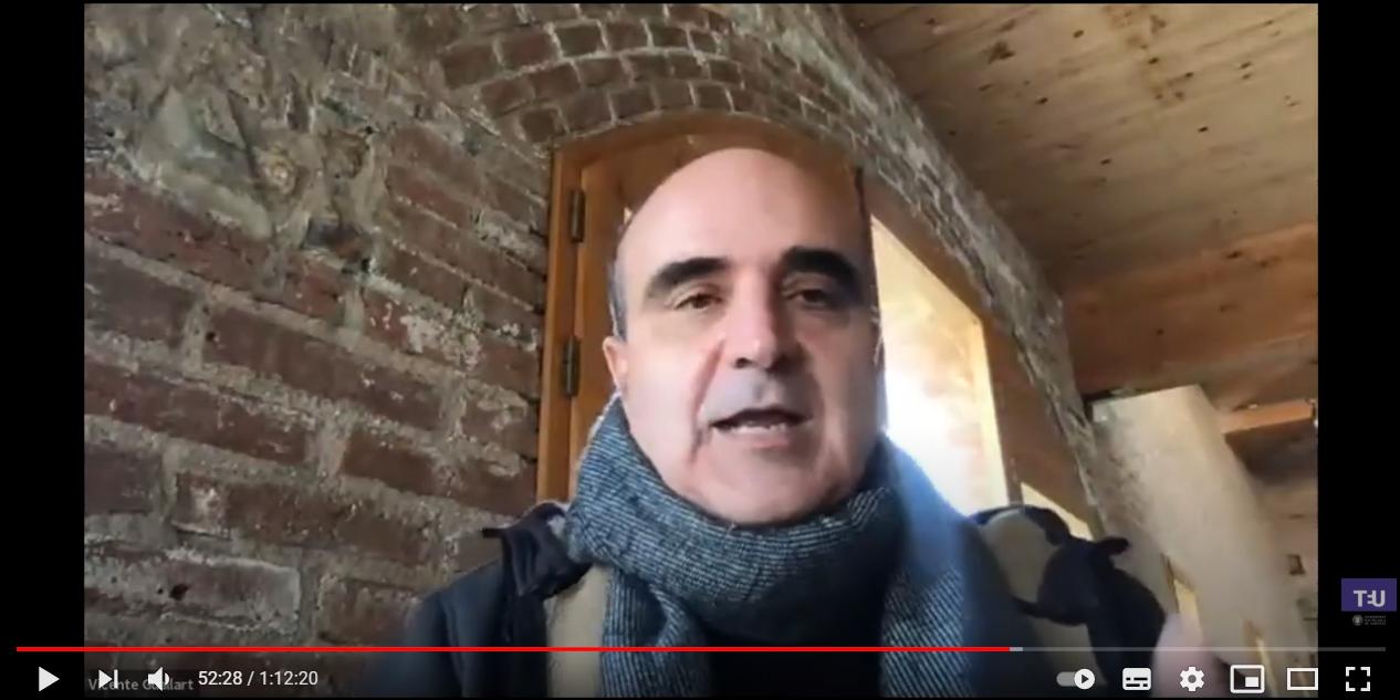 """Vídeo """"La ciudad autosuficiente"""" – Vicente Guallart"""